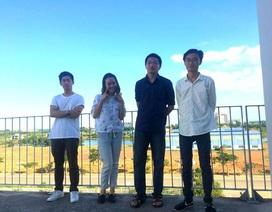 Sinh viên khởi nghiệp với trang web dạy lập trình