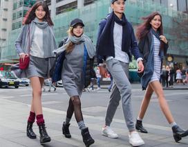 Lễ hội Thời trang Đường phố độc đáo tại Hà Nội
