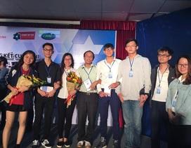 Phòng học 3D của SV ĐH FPT lọt top 15 cuộc thi Khởi nghiệp