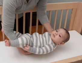 Trẻ nên ngủ trong phòng của cha mẹ trong năm đầu tiên