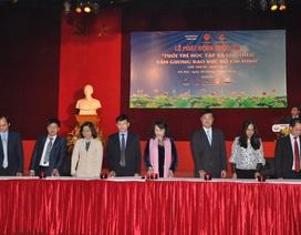 """Phát động cuộc thi """"Tuổi trẻ học tập và làm theo tấm gương đạo đức Hồ Chí Minh"""" 2016"""