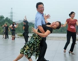 """Khi dance sport không còn là """"độc quyền"""" của giới trẻ"""