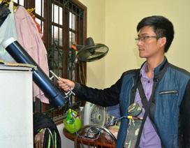 Hà Nội: Bắt muỗi xét nghiệm vi rút Zika