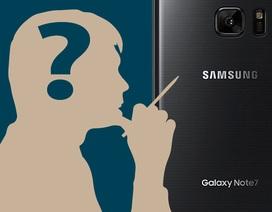 [infographics]- Tất cả về Galaxy Note7 trước giờ ra mắt