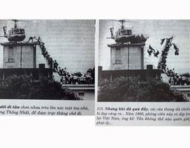 Sách tư liệu về Sài Gòn của NXB Trẻ bị tố sử dụng ảnh chế trên mạng