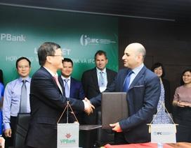 IFC sẽ cung cấp gói tài chính trị giá 125 triệu USD cho một ngân hàng Việt