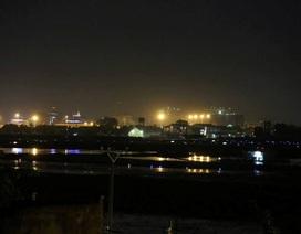 """21 chuyến bay không thể hạ cánh khi sân bay Tân Sơn Nhất ngập """"lịch sử"""""""