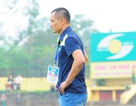 SL Nghệ An bất ngờ thay tướng