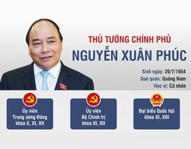 Chân dung Thủ tướng Chính phủ Nguyễn Xuân Phúc