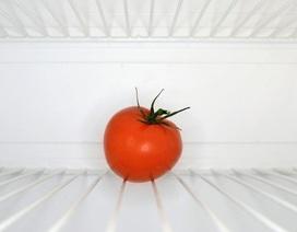 Tại sao để cà chua trong tủ lạnh lại làm mất hương vị?