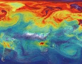 Mức CO2 đánh dấu 'kỷ nguyên mới' trong biến đổi khí hậu trên thế giới