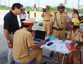 Các mức phạt vi phạm giao thông mới áp dụng từ 1/8/2016