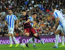 Barcelona trước thử thách khó khăn tại La Rosaleda