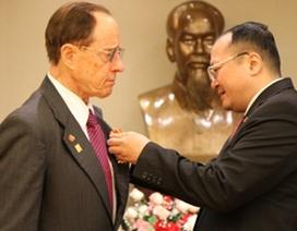 Cựu đại tá Mỹ: Chính nghĩa của Việt Nam khiến tôi phản chiến