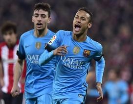 """Barcelona dễ dàng """"vượt ải"""" Bilbao tại San Mames"""