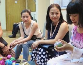 Tình yêu với bộ môn nghệ thuật Temari của cô gái Việt tại Nga