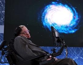 Stephen Hawking vẫn sợ hãi về người ngoài hành tinh