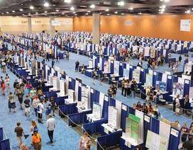 Việt Nam thắng lớn ở Hội thi khoa học kỹ thuật quốc tế