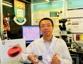 Rô bốt nano tổng hợp đầu tiên trên thế giới được điều khiển bởi ánh sáng