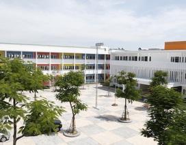Thêm một trường đạt chuẩn quốc gia của Hà Nội