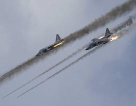 Nga tăng cường không kích vào các tuyến vận chuyển dầu lậu tại Syria