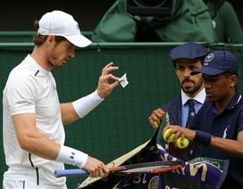 Murray lần đầu loại đồng hương ở Wimbledon