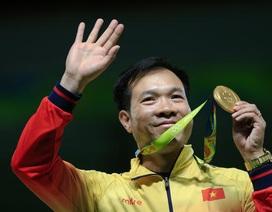 Hoàng Xuân Vinh đứng đầu thế giới nội dung 10m súng ngắn hơi
