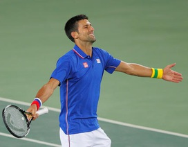Djokovic thua sốc ngay vòng đầu của Olympic