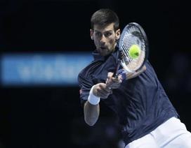 Djokovic nhọc nhằn giành một điểm trước Thiem