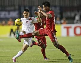 Phung phí nhiều cơ hội, đội tuyển Việt Nam thất bại trước Indonesia