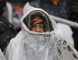 Thành phố Chicago của Mỹ lạnh hơn cả sao Hoả