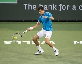 Djokovic, Nadal chật vật trong trận ra quân