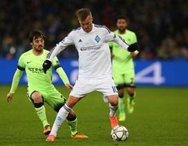Man City - Dinamo Kiev: Niềm vui ở sân chơi lớn