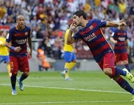 """Barcelona tạo """"cơn mưa bàn thắng"""" tại Gran Canaria?"""