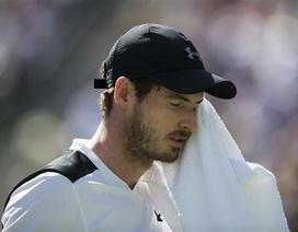Wawrinka vào tứ kết, Murray bị loại