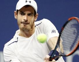 US Open: Murray, Wawrinka vất vả với tấm vé đi tiếp
