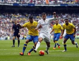 Real Madrid tiếp tục sống dựa vào cảm hứng của C.Ronaldo?