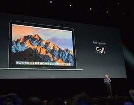 Apple đổi tên OS X thành MacOS, giới thiệu 10 tính năng mới của iOS 10