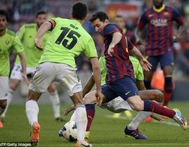 """Barcelona tìm lại mạch chiến thắng trước """"kẻ khốn cùng""""?"""