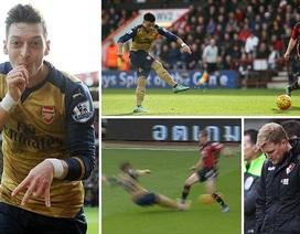 Hạ gục Bournemouth, Arsenal giành vị trí thứ ba