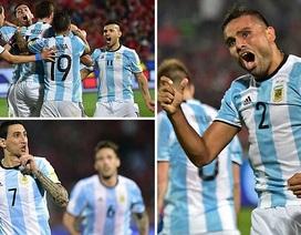 Argentina phục hận thành công Chile
