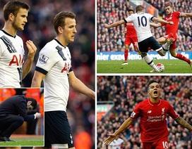 Liverpool cản hi vọng vô địch của Tottenham