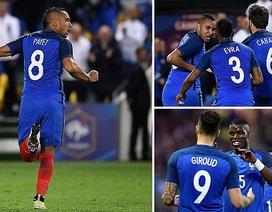 Pháp vượt qua Cameroon nhờ tuyệt phẩm ở phút cuối