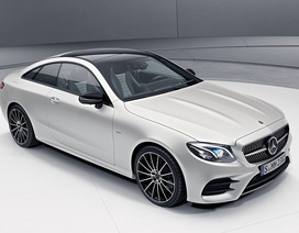 Mercedes-Benz ra phiên bản đặc biệt của E-Class Coupe