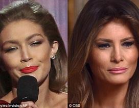 Gigi Hadid phản ứng trước lời chỉ trích vì nhái giọng Đệ nhất phu nhân Melania Trump