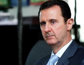 Tổng thống Syria Bashar al-Assad từ chối sang Iran tị nạn