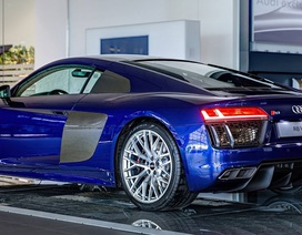 Siêu xe Audi R8 sẽ dùng chung động cơ với Porsche Panamera