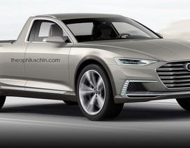 Audi cũng quan tâm đến phân khúc bán tải