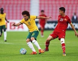 U23 Việt Nam thua Australia trong thế ngẩng cao đầu