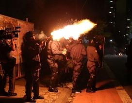 Brazil chìm trong bạo loạn sau khi tổng thống bị phế truất